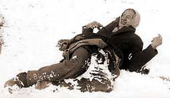 wounded knee buddhist single men A short history of pan-indianism  bodies of the 38 men were buried in a single grave on the edge of the town 4 the wounded knee massacre.